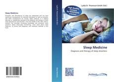 Bookcover of Sleep Medicine