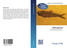 Обложка Helicoprion