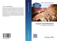 Iranian–Israel Relations kitap kapağı