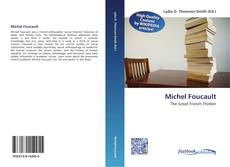 Copertina di Michel Foucault