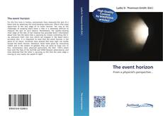 Buchcover von The event horizon