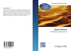 Bookcover of Sand storms