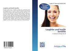 Laughter and health benefits kitap kapağı