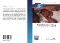 Wakefulness and sleep kitap kapağı