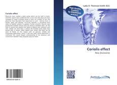 Обложка Coriolis effect