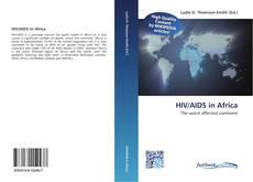 HIV/AIDS in Africa kitap kapağı