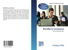 Обложка BlackBerry (company)
