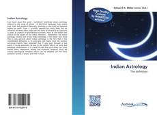 Indian Astrology kitap kapağı
