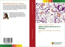 Bookcover of A Ética Naturalista de B. F. Skinner