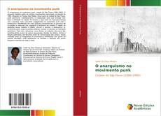 Buchcover von O anarquismo no movimento punk