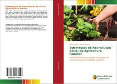 Обложка Estratégias de Reprodução Social da Agricultura Familiar