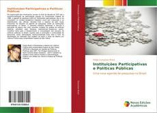 Portada del libro de Instituições Participativas e Políticas Públicas