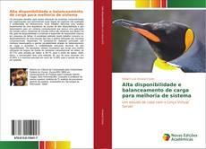 Buchcover von Alta disponibilidade e balanceamento de carga para melhoria de sistema