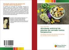Capa do livro de Atividade antiviral de plantas do cerrado contra herpesvírus