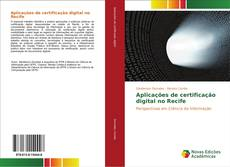 Capa do livro de Aplicações de certificação digital no Recife