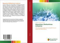 Bookcover of Equações Diofantinas Lineares