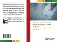 Bookcover of Revestimento em paredes internas