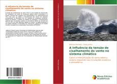 Portada del libro de A influência da tensão de cisalhamento do vento no sistema climático