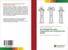 Capa do livro de Surdocegueira pós-linguística em Síndrome de Usher