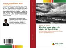 Capa do livro de Técnicas para interpolar dados pluviométricos