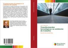 Copertina di Transformações tecnológicas no ambiente de trabalho