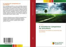 Capa do livro de A resistência camponesa na avicultura