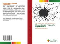 Borítókép a  Elementos de Psicologia Experimental - hoz