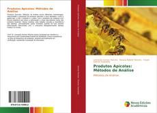Capa do livro de Produtos Apícolas: Métodos de Análise