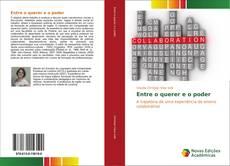 Bookcover of Entre o querer e o poder