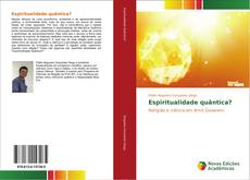 Capa do livro de Espiritualidade quântica?