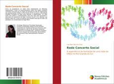 Capa do livro de Rede Concerto Social