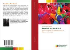 Portada del libro de República Pau-Brasil