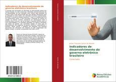 Capa do livro de Indicadores de desenvolvimento do governo eletrônico brasileiro
