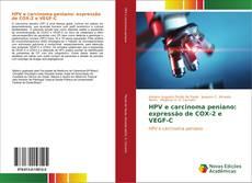 Portada del libro de HPV e carcinoma peniano: expressão de COX-2 e VEGF-C