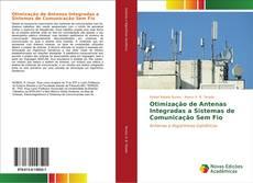 Capa do livro de Otimização de Antenas Integradas a Sistemas de Comunicação Sem Fio