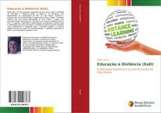 Capa do livro de Educação a Distância (EaD)