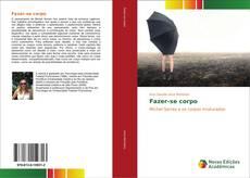 Buchcover von Fazer-se corpo