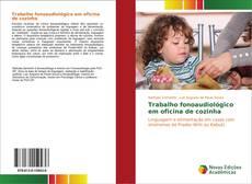 Bookcover of Trabalho fonoaudiológico em oficina de cozinha