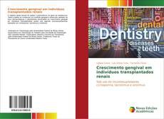 Buchcover von Crescimento gengival em indivíduos transplantados renais