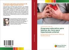 Programa educativo para fatores de risco para hipertensão arterial kitap kapağı
