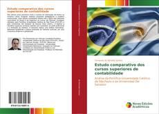 Обложка Estudo comparativo dos cursos superiores de contabilidade