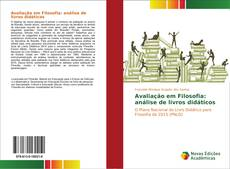 Portada del libro de Avaliação em Filosofia: análise de livros didáticos