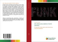Обложка Um discurso sobre o funk carioca