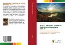 Couverture de A água da vida e o sentido da vida em Apocalipse 22,1-5