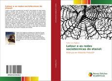 Copertina di Latour e as redes sociotécnicas do etanol: