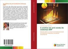 Обложка A análise da pré-venda de sistemas ERP