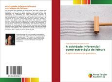 Capa do livro de A atividade inferencial como estratégia de leitura
