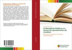 Capa do livro de O Ministério Público e o termo de ajustamento de conduta