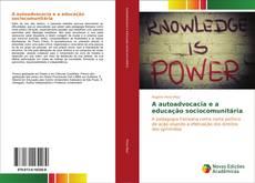 Buchcover von A autoadvocacia e a educação sociocomunitária