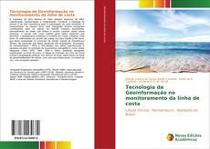 Capa do livro de Tecnologia da Geoinformação no monitoramento da linha de costa